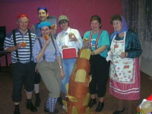 2005 Paleček a jeho kamarádi