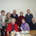 skupina účastníků